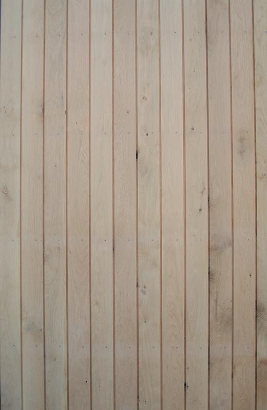 Exterior: Cladding : Orlestone Oak Timber